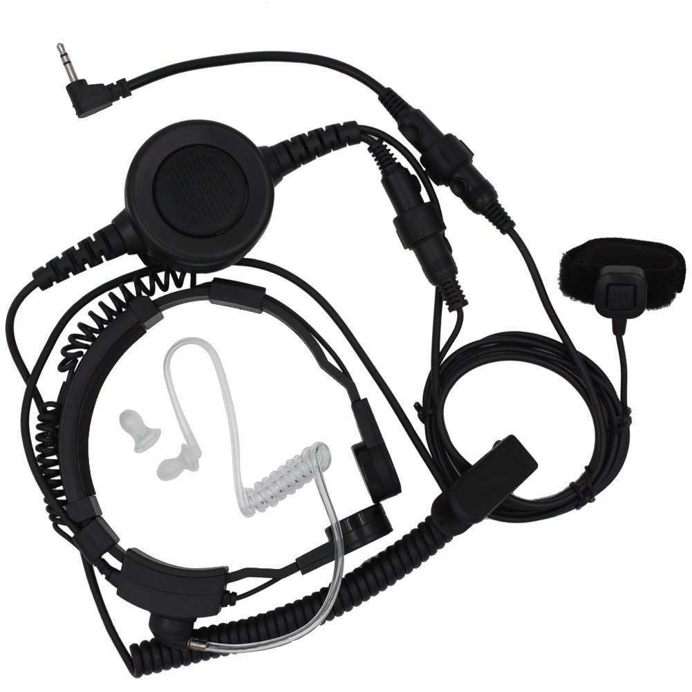 TENQ Military Tactical Earpiece Talkabout