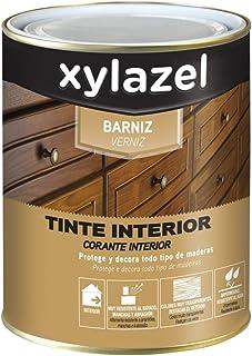 Xylazel - Barniz tinte interior brillante 375ml incoloro