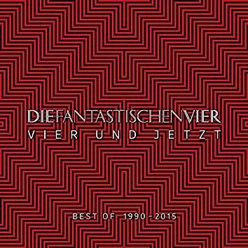 Vier und Jetzt (Best of 1990 - 2015) (Deluxe-Edition)
