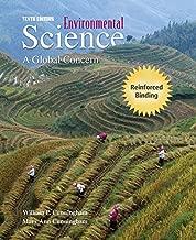 Environmental Science: A Global Concern (NASTA Hardcover Reinforced High School Binding) (A/P ENVIRONMENTAL SCIENCE)
