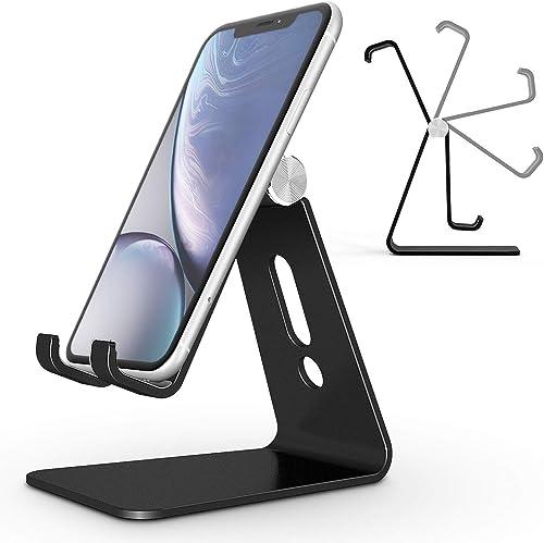WE-WIN Universal 360 /° rotaci/ón m/óvil Dedo Anillo Soporte Agarre para Smartphone y tabletas