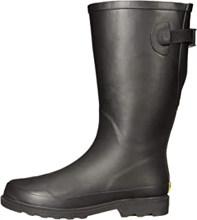Women's Wide Calf Waterproof Rain Boot