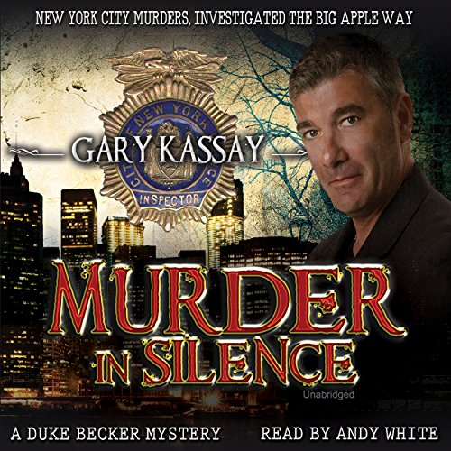Murder in Silence cover art