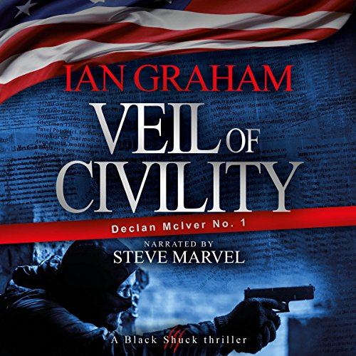 Veil of Civility audiobook cover art