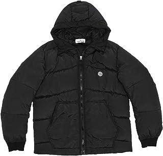 (ストーンアイランド)STONEISLAND ダウンジャケット メンズ ダウン ブラック WATRO 正規取扱店