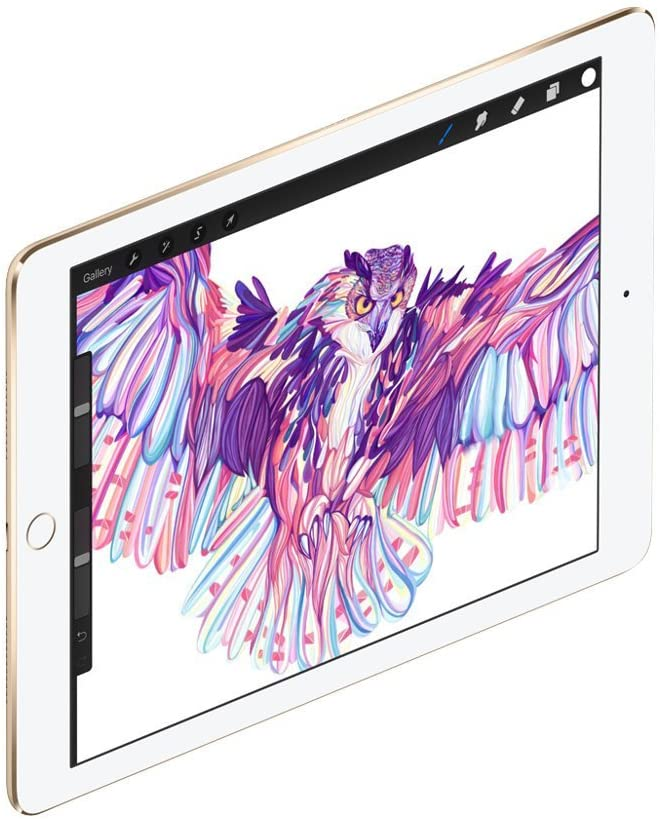 Apple iPad Pro 9.7in 256GB Gold National uniform free shipping 4G Cellular WiFi Renewed + Reservation