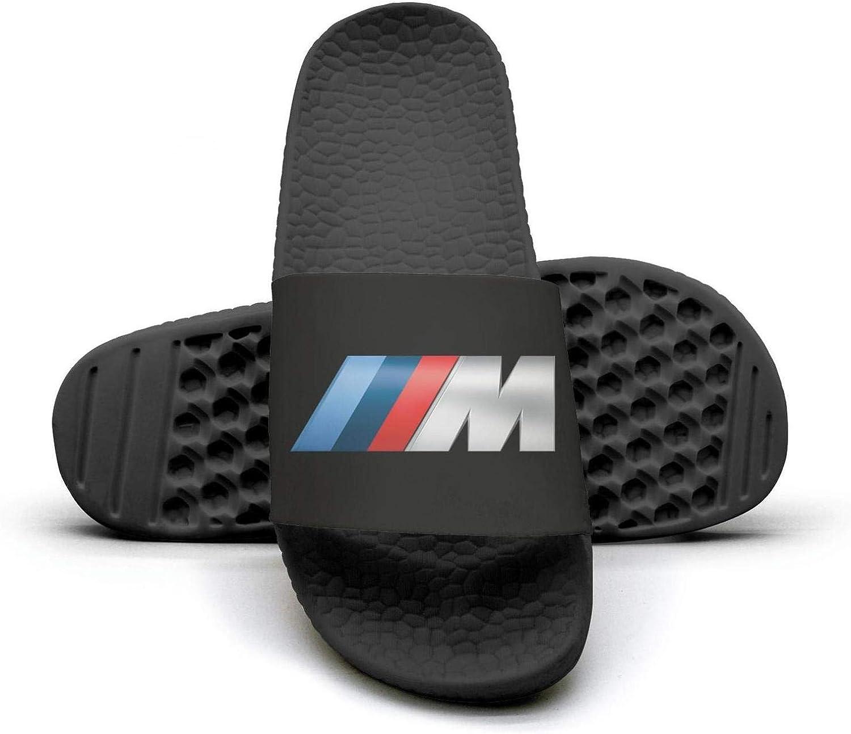 EIGKASL Printed Non-Slip Slipper Slide flip Flop Sandals BMW-M-Logo-Symbol-Summer Comfortable for Womens