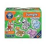 Orchard_Toys - Puzzle infantil, diseño de animales de la selva
