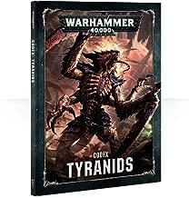 warhammer 40k tyranids 8th edition codex
