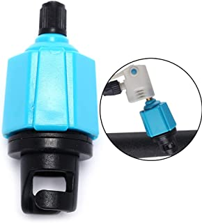 ADASEA 1 Pcs Inflatable Boat Air Valve Adaptor Board Stand Up Paddle Board Kayak Accessory