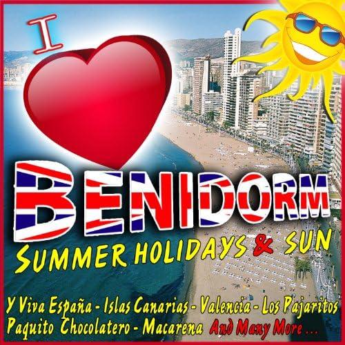 Costa Blanca Summer Beach Band