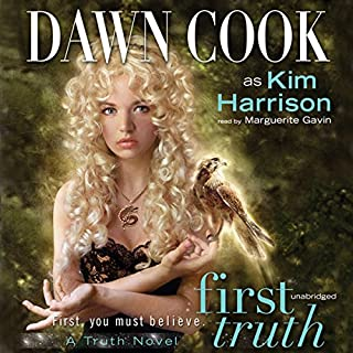 First Truth     Truth Series, Book 1              By:                                                                                                                                 Dawn Cook                               Narrated by:                                                                                                                                 Marguerite Gavin                      Length: 13 hrs and 21 mins     901 ratings     Overall 3.9