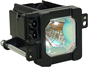 Original Philips Replacement TV Lamp with Housing for JVC TS-CL110UAA / TS-CL110U