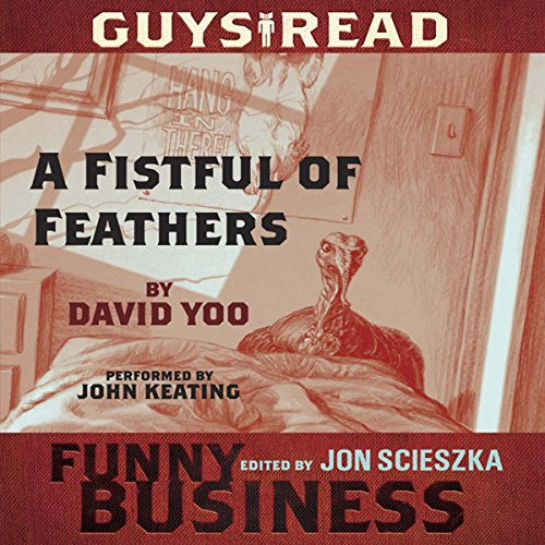A Fistful of Feathers audiobook cover art