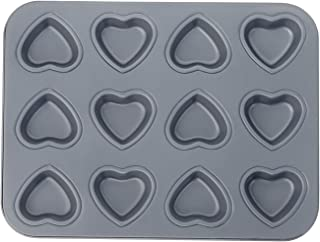 Best mini heart shaped cupcake pans Reviews