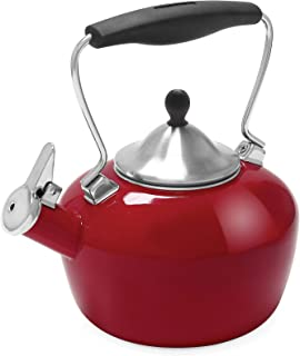 Best chantal whistling tea kettle Reviews