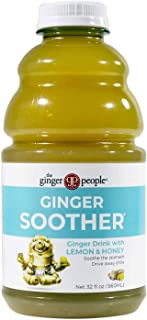 The Ginger People Ginger Soother, 32 Ounce (Pack of 12)