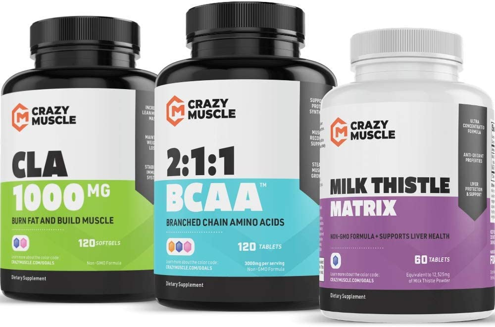 Get Leaner with Milk and BCAA Thistle Sale CLA Charlotte Mall