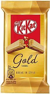 KITKAT Gold Caramel Chocolate Bar - New LIMITED EDITION - 40g / 1.41oz