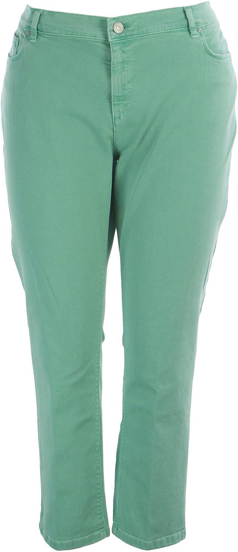 Marina Rinaldi Women's Radiale Super Slim Cut Jeans