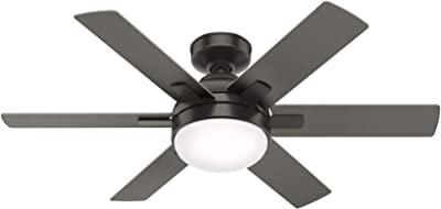 Hunter Fan Company 50722 Hardaway Ceiling Fan, 44, Noble Bronze