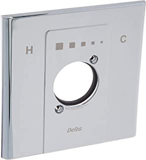 Delta Faucet RP49757 Arzo Escutcheon for Tub and Shower, Chrome