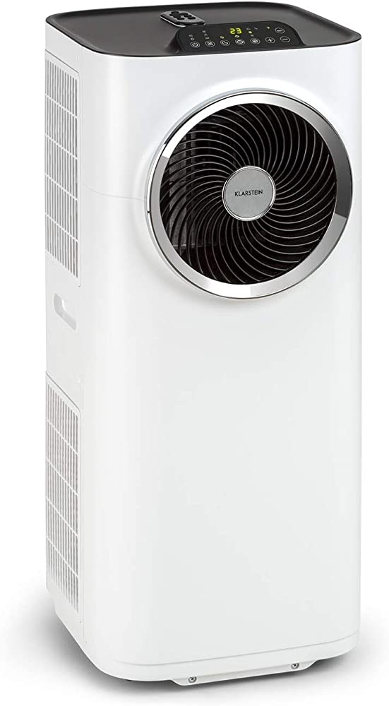 Klarstein, condizionatore portatile, raffrescatore, deumidificatore, ventilatore, 12.000 btu / 3,5 kw ACO15-90300-uhjy