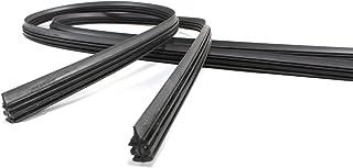 Wischergummi Ersatz Wischergummis Kompatibel mit BOSCH 3397007414 A414S AEROTWIN Scheibenwischer 650/400 INION®