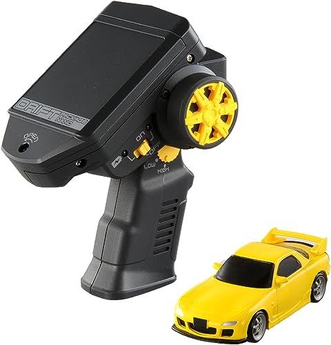 la mejor selección de Deriva del paquete nano 02 Mazda RX-7 (FD3S) amarilla amarilla amarilla  los clientes primero