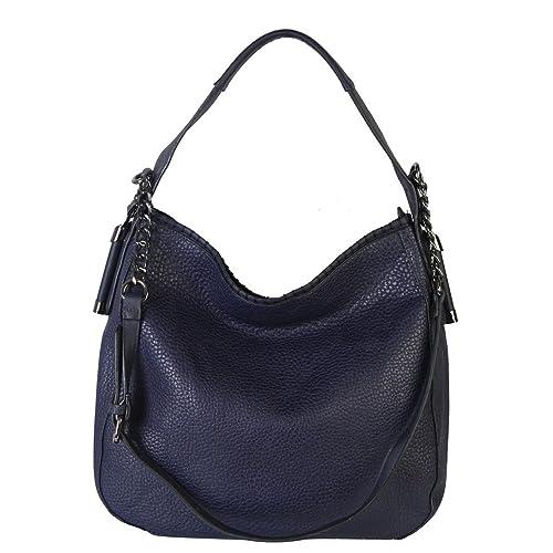 dc747e0477 Diophy PU Leather Large Hobo Womens Fashion Purse Handbag