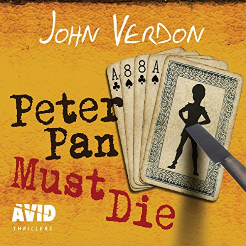 Peter Pan Must Die audiobook cover art
