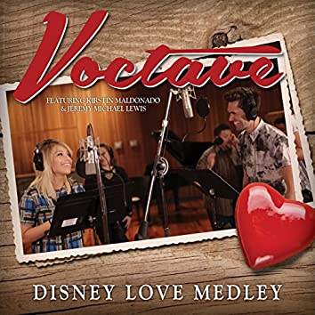Disney Love Medley (feat. Kirstin Maldonado & Jeremy Michael Lewis)