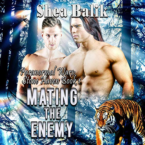 Mating the Enemy Audiobook By Shea Balik cover art