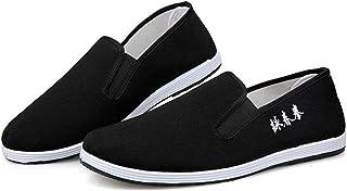 Chaussures de Kung Fu Chaussons d'arts Martiaux Traditionnels Chinois Souple Confortable et Léger