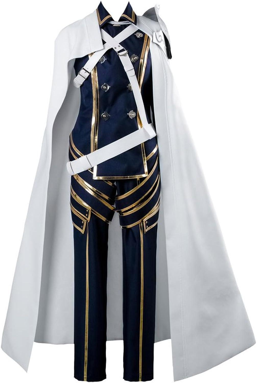 Fire Emblem Awakening Prince Chrom Cosplay Kostüm Maanfertigung