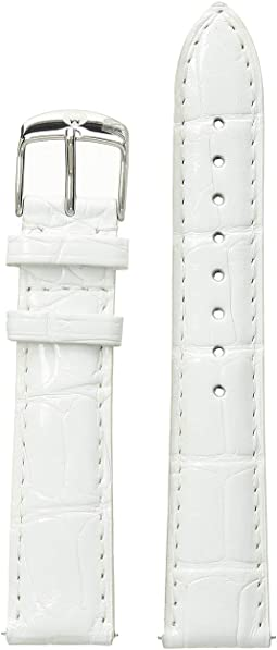 18mm Alligator Strap - MS18AA010