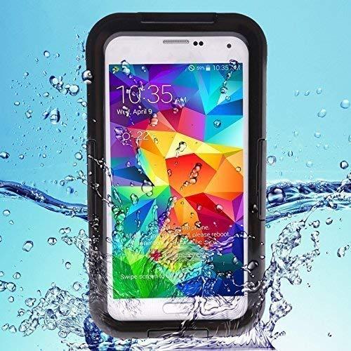 Case Wasserdicht Outdoor für Samsung Galaxy S5 Schutz Staub Cover Bumper