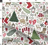 Geschenkpapier, Deutsch, Weihnachten, Markt, Tradition