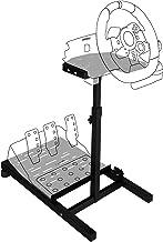 Eilsorrn Racing Steering Wheel Stand Foldable Height...