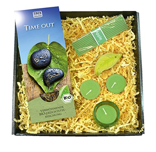Tee-Geschenkset Time Out