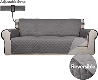 Best dark gray leather reclining sofa Reviews