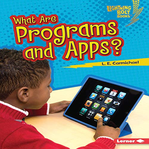 What Are Programs and Apps? cover art