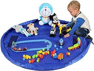 P/ájaro colorido KXD4006 colorfulbird port/átil ni/ños jugar Mat HIMRY hidr/ófugo 151cm Estera juego juguetes almacenamiento bolsa XXL alfombra R/ápidamente limpieza organizador del almacenaje