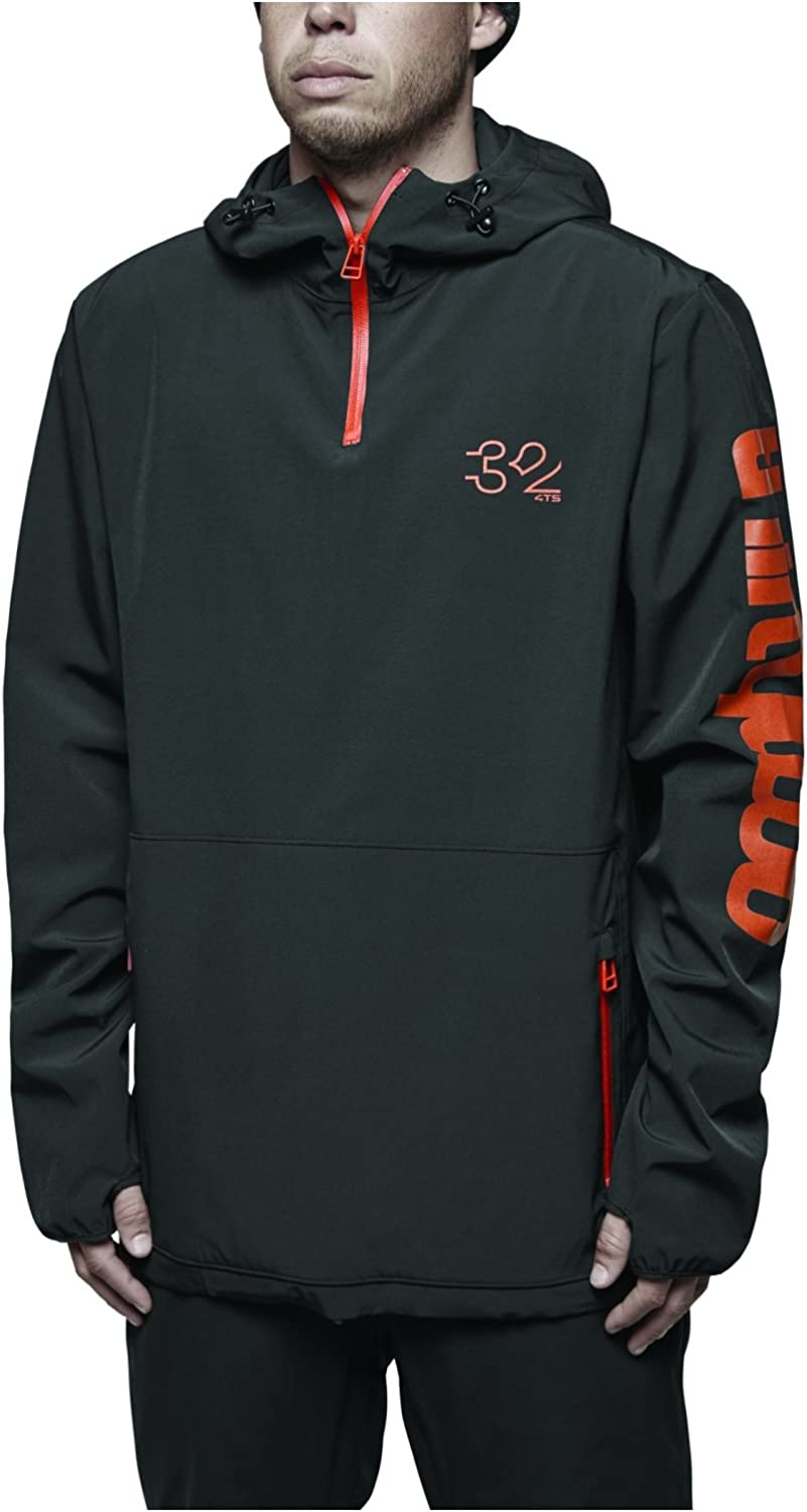 ThirtyTwo 4Ts Stack Pullover Snowboard Jacket