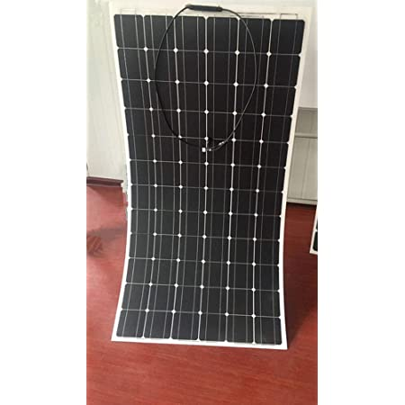 SAYA 200W携帯可能フレキシブル太陽光パネル 家庭 車 キャンピングカー 船舶 RV用