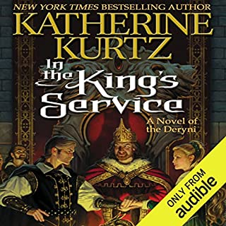 In the King's Service cover art