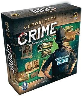 Abyss - Jeu De Plateau - Chronicles Of Crime - Enquêtes Criminelles