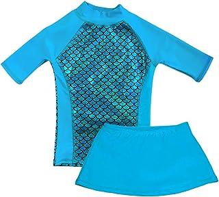EDCPLM Baby Girls Nursling Short Sleeve 123-sesam-street-Rosita-muppet-cartoon-Breathable Organic Cotton Outfits