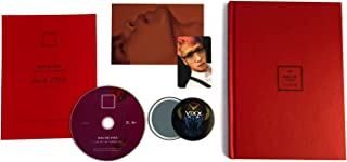 VIXX 3rd Full Album - EAU DE VIXX [ RED Ver. ] CD + Photobook + Photocard + Postcard + Scent Guarantee Card + FREE GIFT / K-Pop Sealed