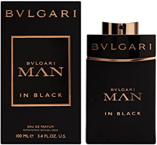 Man in Black by Bvlgari for Men - Eau de Parfum, 100 ml
